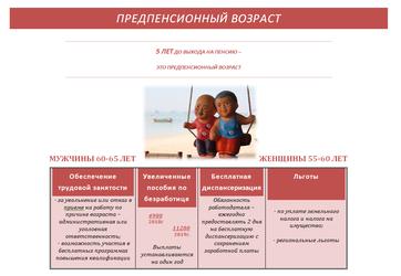 Социальные льготы для предпенсионного возраста госуслуги личный кабинет вход по номеру телефона кировская область пенсионный фонд